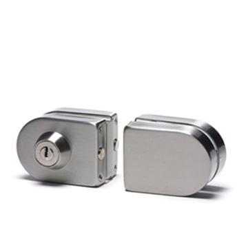 Picture of מנעול חובק זכוכית כפול כפתור