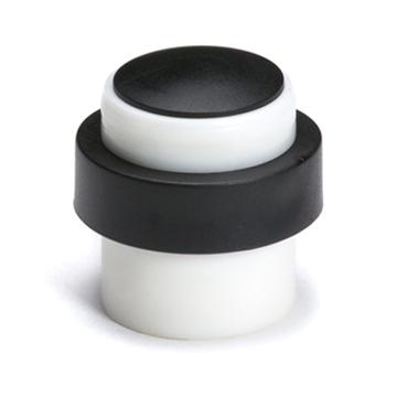 תמונה של בולם דלת פלסטיק טבעת גומי
