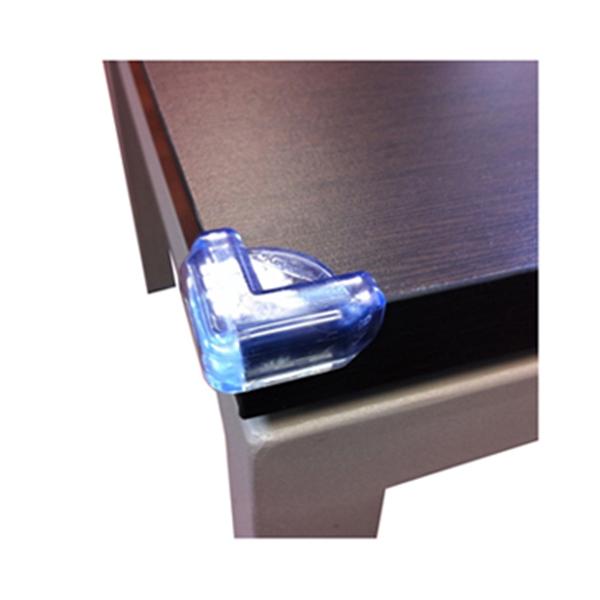 תמונה של מגנים לפינות שולחן זכוכית