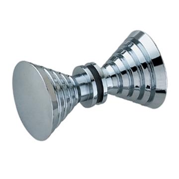 תמונה של כפתור מקלחון כפול פפיון