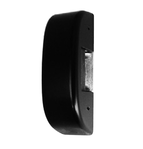 Picture of מנעול חשמלי בהלה שחור ISEO IDEA 12VAC/DC ללא שבת