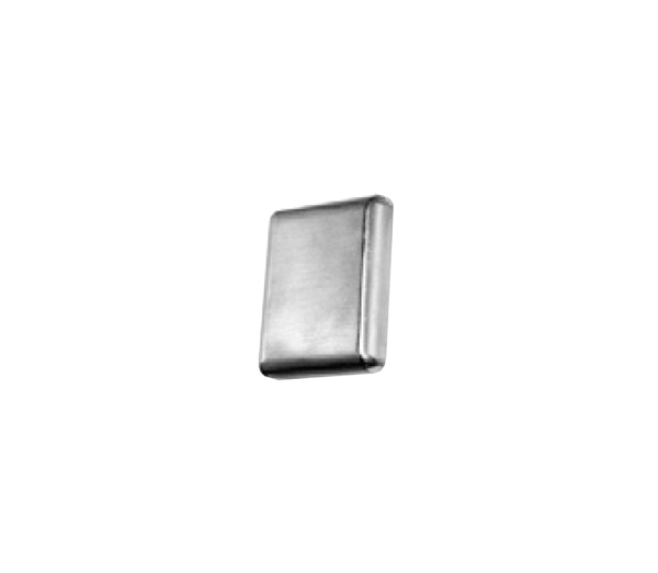 Picture of סט לדלת זכוכית 12ממ נגדיות קבוע זכוכית IDEA/PUSH